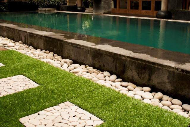 Ubin Taman Sambung Rumput untuk kolam renang dari Indonesia