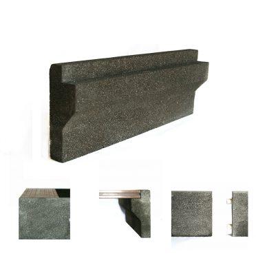 Border Stone WPC Deck